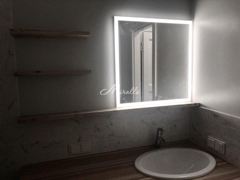 Зеркало Murano в частной квартире (ЖК Ясный)