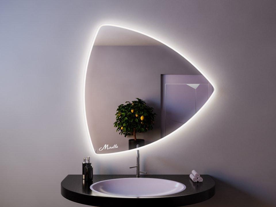 Зеркало с подсветкой Meteor