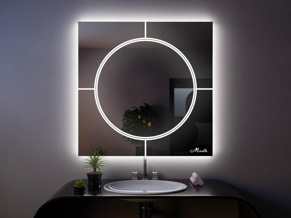 Зеркало с подсветкой Mirage