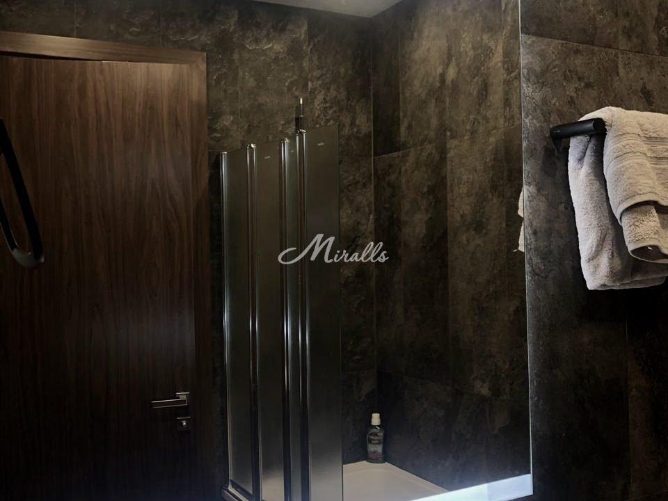 Модификация зеркала Murano в частной квартире