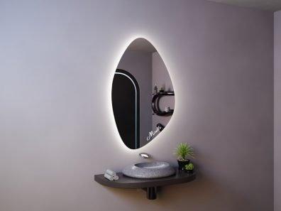 Зеркало с подсветкой Onyx Extra
