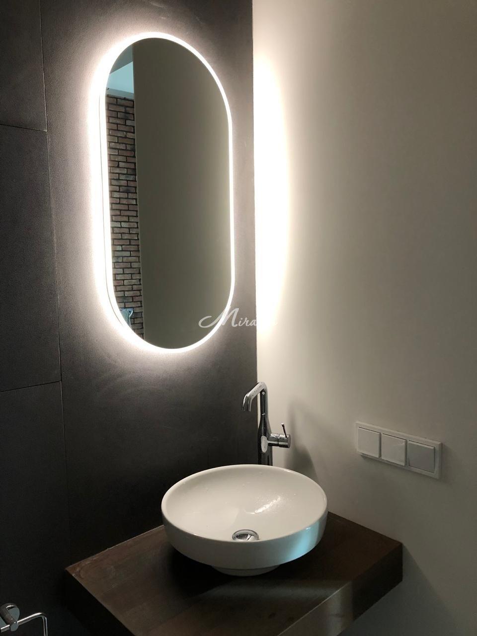 Зеркало Petra в частной квартире (ЖК Фили Град)