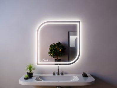 Зеркало с подсветкой Soft