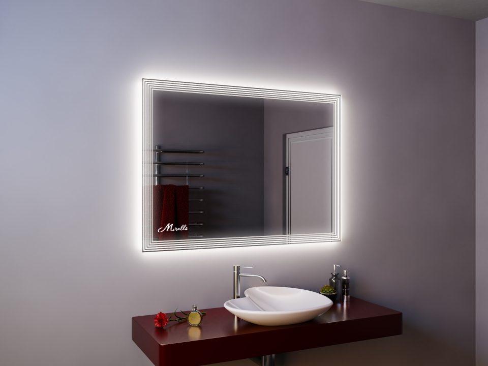 Зеркало с подсветкой Status