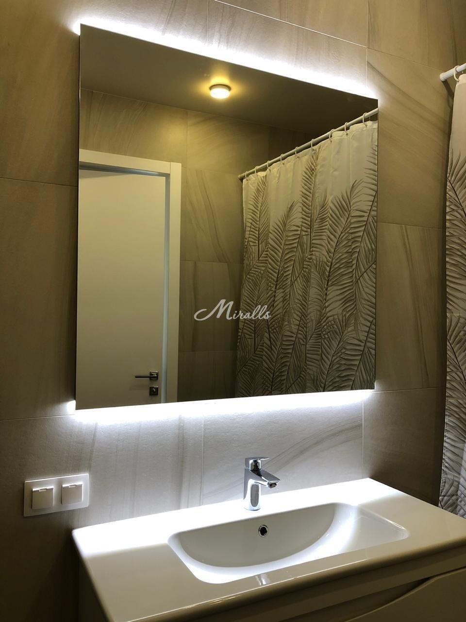 Зеркало Valerya в частной квартире в ЖК Only