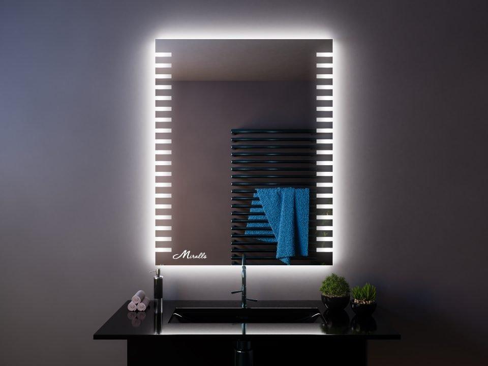 Зеркало с подсветкой Velvet