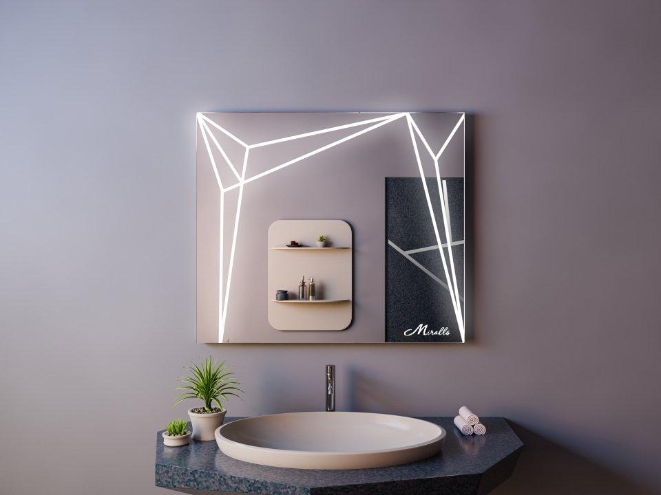Зеркало с подсветкой Virgo