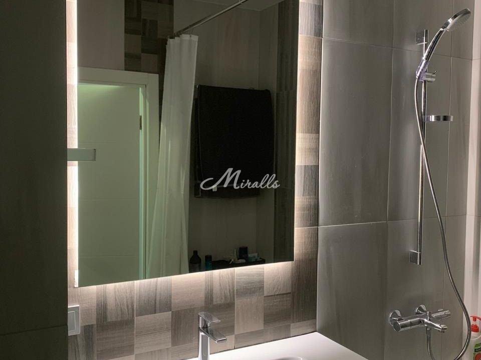 Зеркало Basic в частной квартире (ЖК Татьянин Парк)