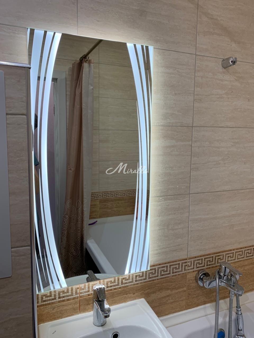 Зеркало Anastasia в частной квартире (ЖК Хорошевский)