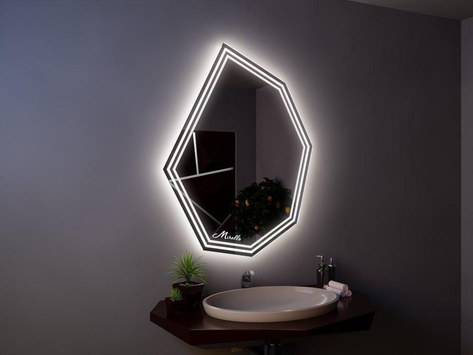 Зеркало с подсветкой Avangard
