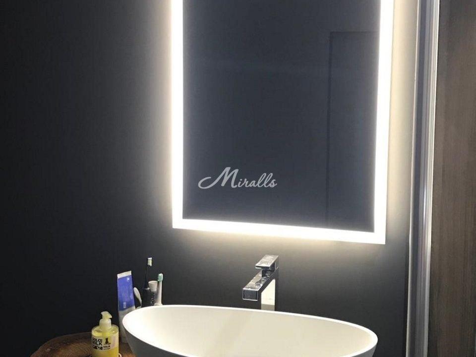 Зеркало Murano в частной квартире (МФК Савеловский сити)