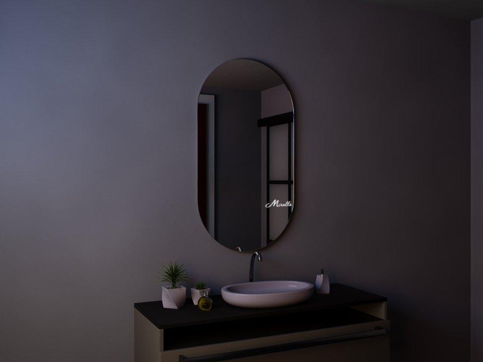 Зеркало без подсветки Phantom