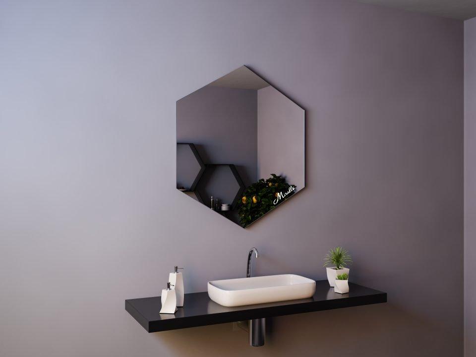 Зеркало без подсветки Sota