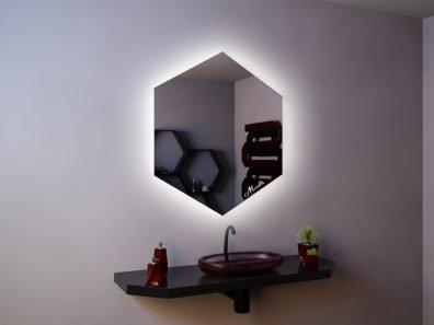 Зеркало с подсветкой Sota Extra