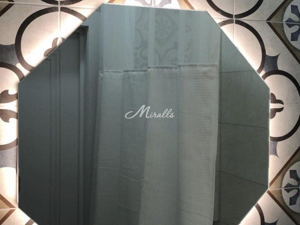 Зеркало Loft Extra с нейтральным светом