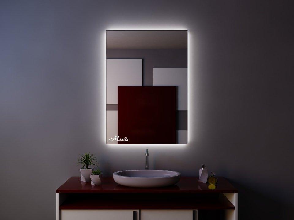 Зеркало с подсветкой Basic