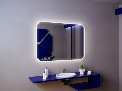 Зеркало с подсветкой Chester