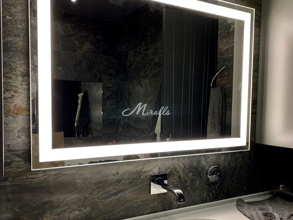 Зеркало Edging в ЖК Некрасовка