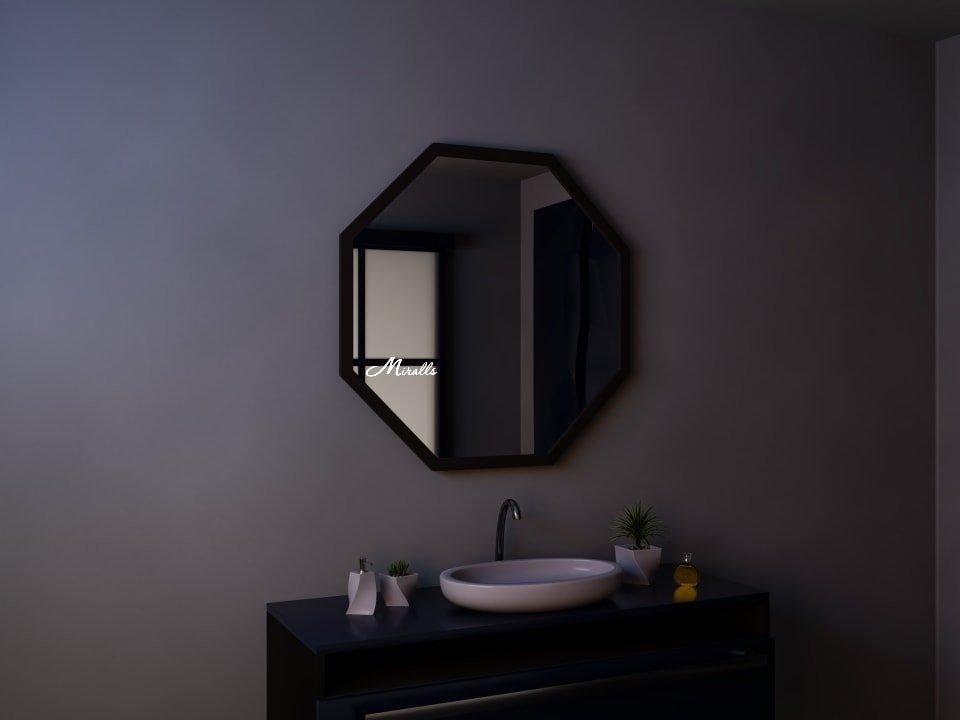 Зеркало без подсветки Fabio