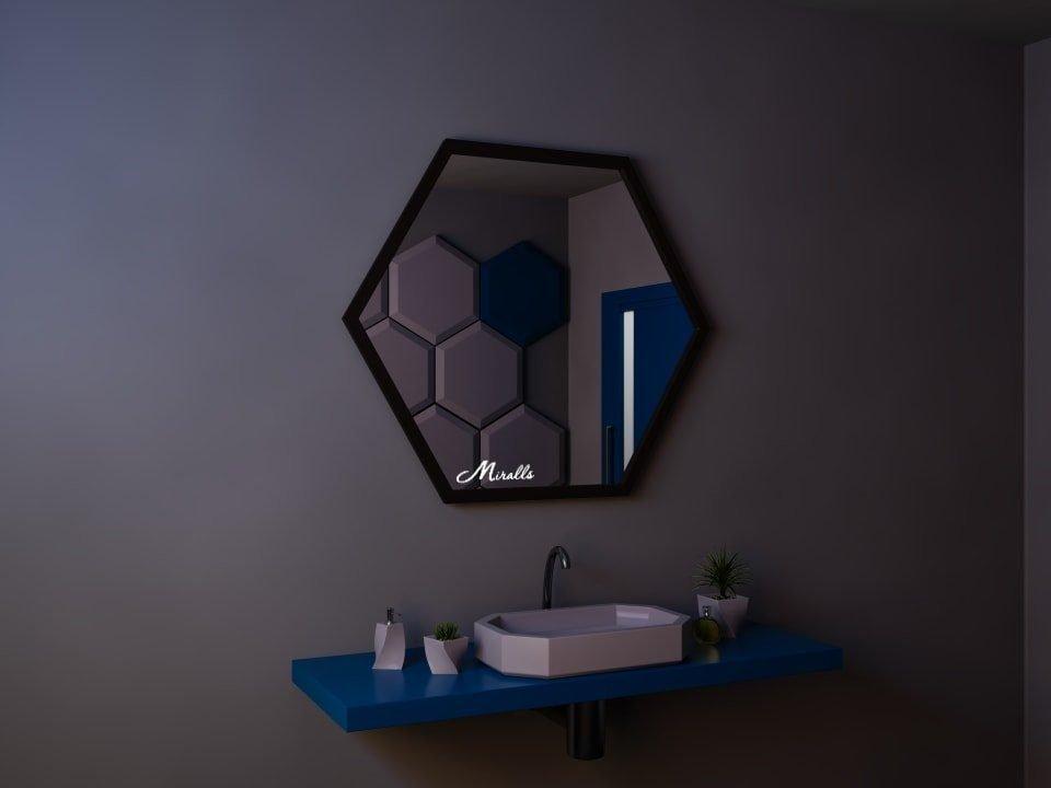 Зеркало без подсветки Marco