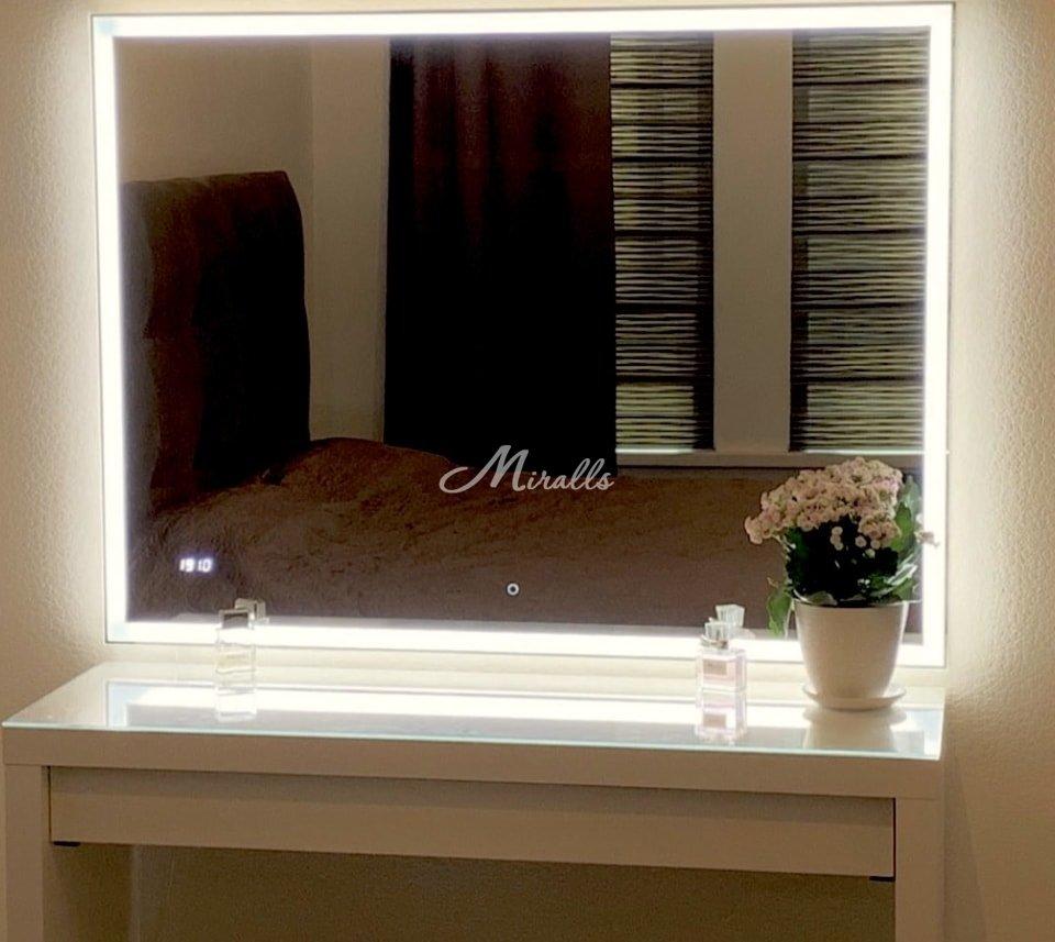 Зеркало Murano Extra в спальне в ЖК Лица