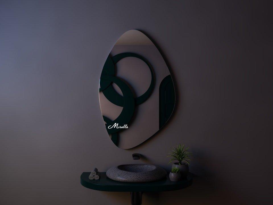 Зеркало без подсветки Onyx