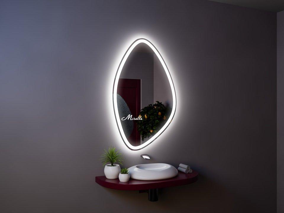 Зеркало с подсветкой Onyx Plus