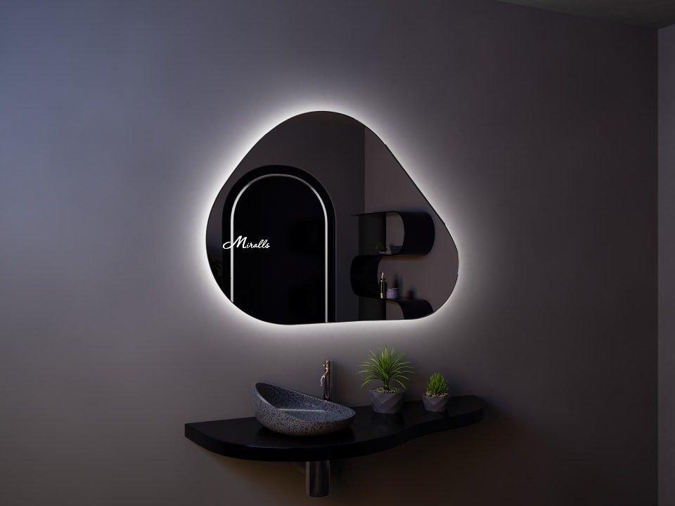 Зеркало с подсветкой Opal Extra