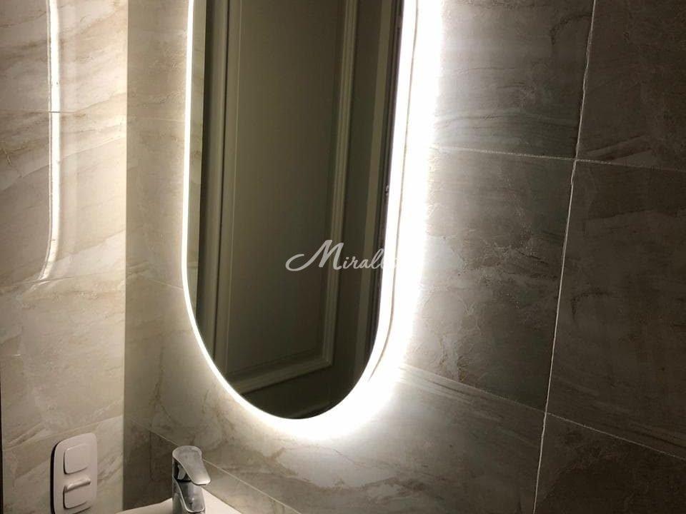 Зеркало Petra в частной квартире (ЖК Некрасовка)