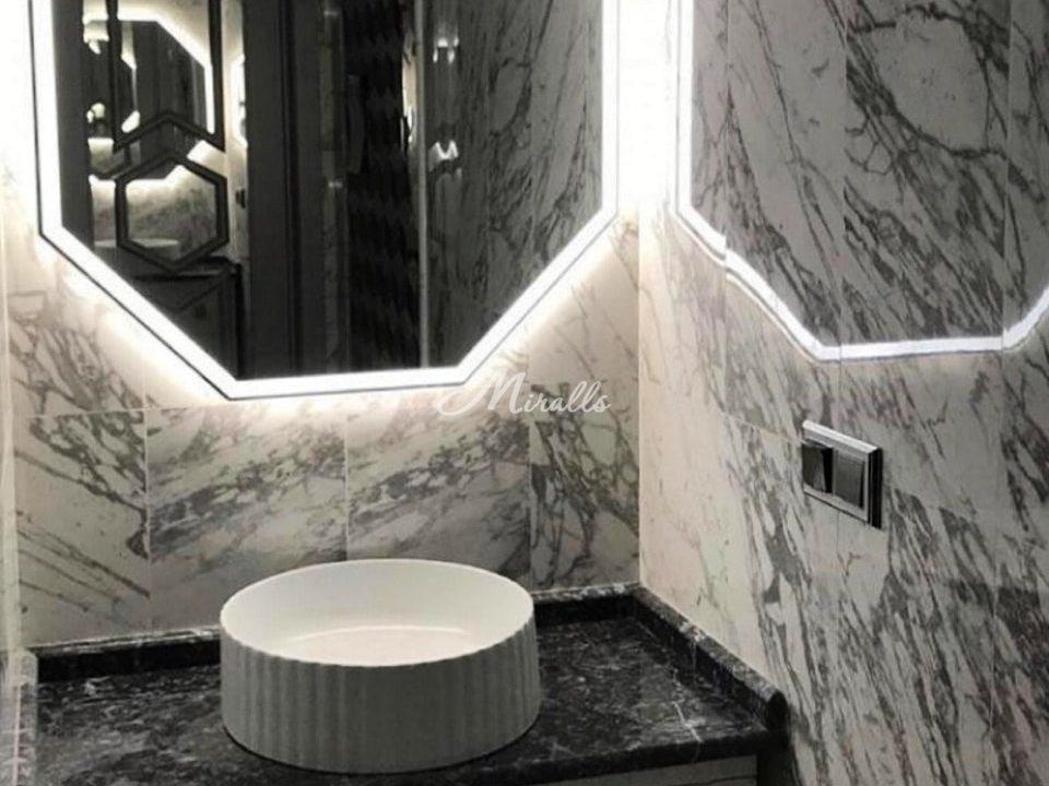 Зеркало Prisma в ЖК Скандинавия