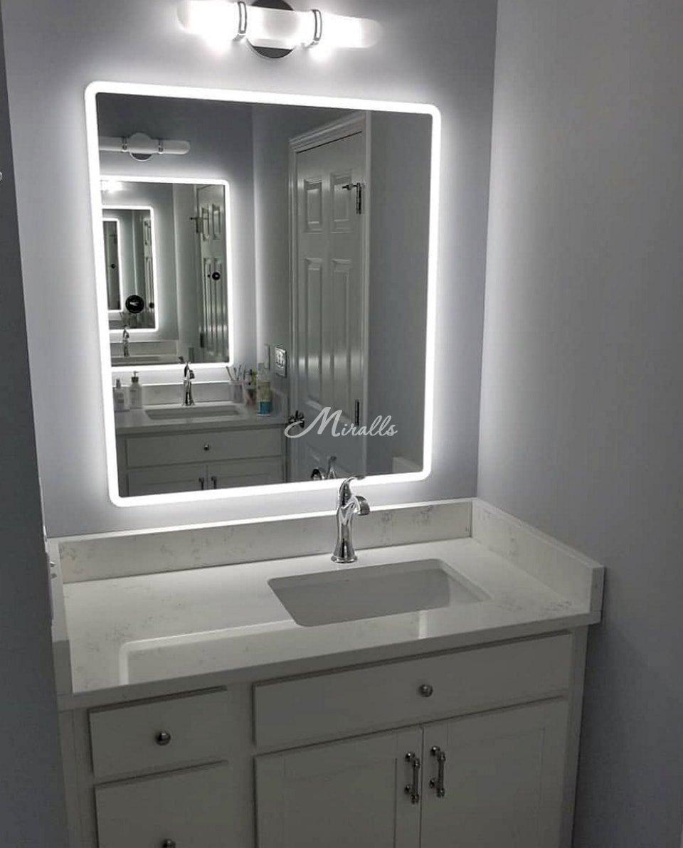 Зеркало Verona (модификация) в ЖК Лобачевский