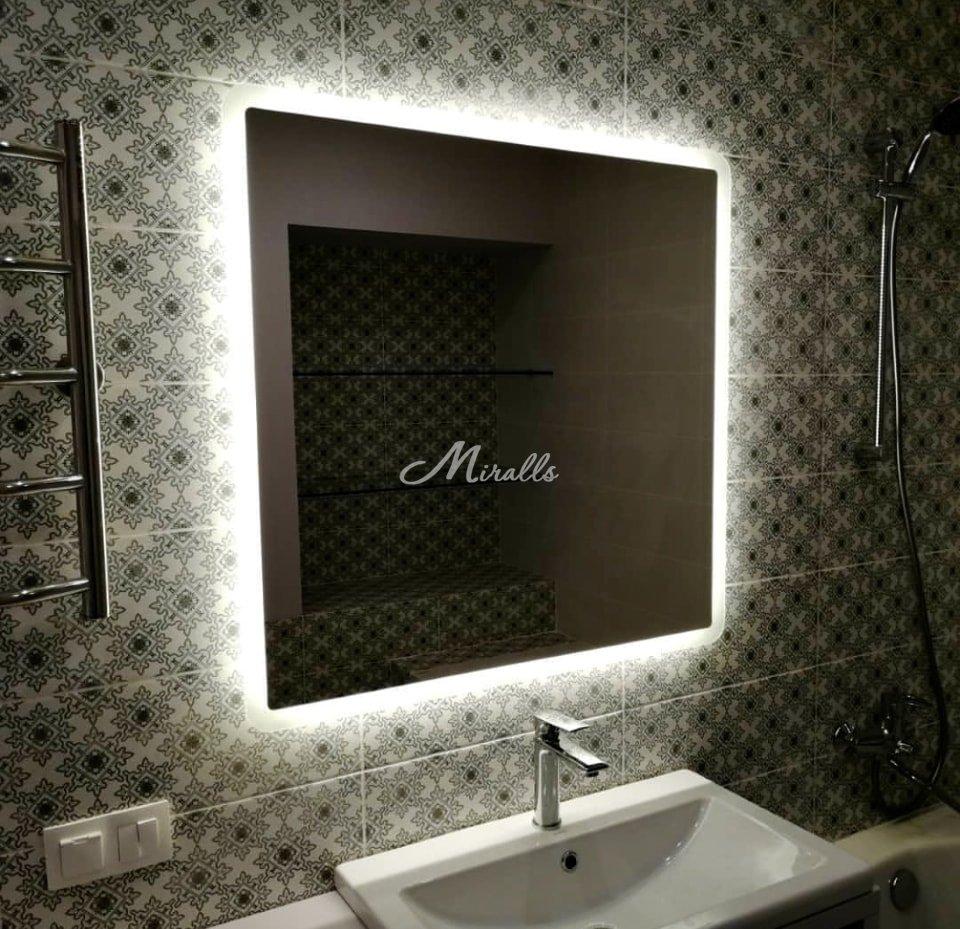 Зеркало Verona (модификация) в ЖК Маршал