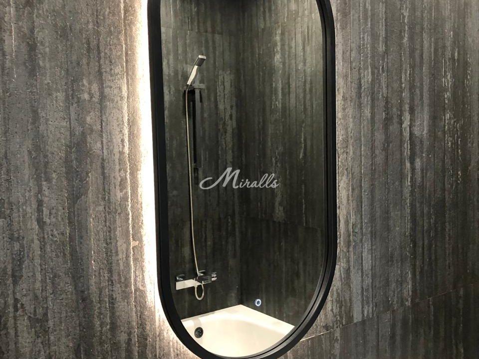 Зеркало Alba в частной квартире (ЖК Green Park)