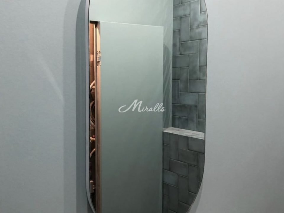Зеркало Phantom (ЖК Метрополия)
