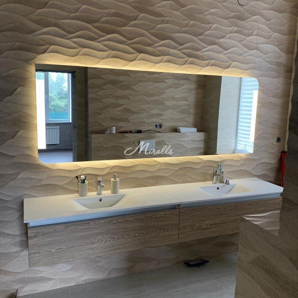 Модификация зеркала Lux (ЖК Скандинавия)