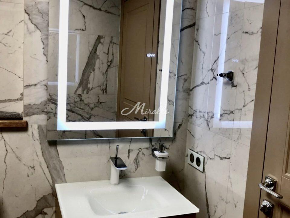 Зеркало Edging в частной квартире (ЖК Лондон Парк)