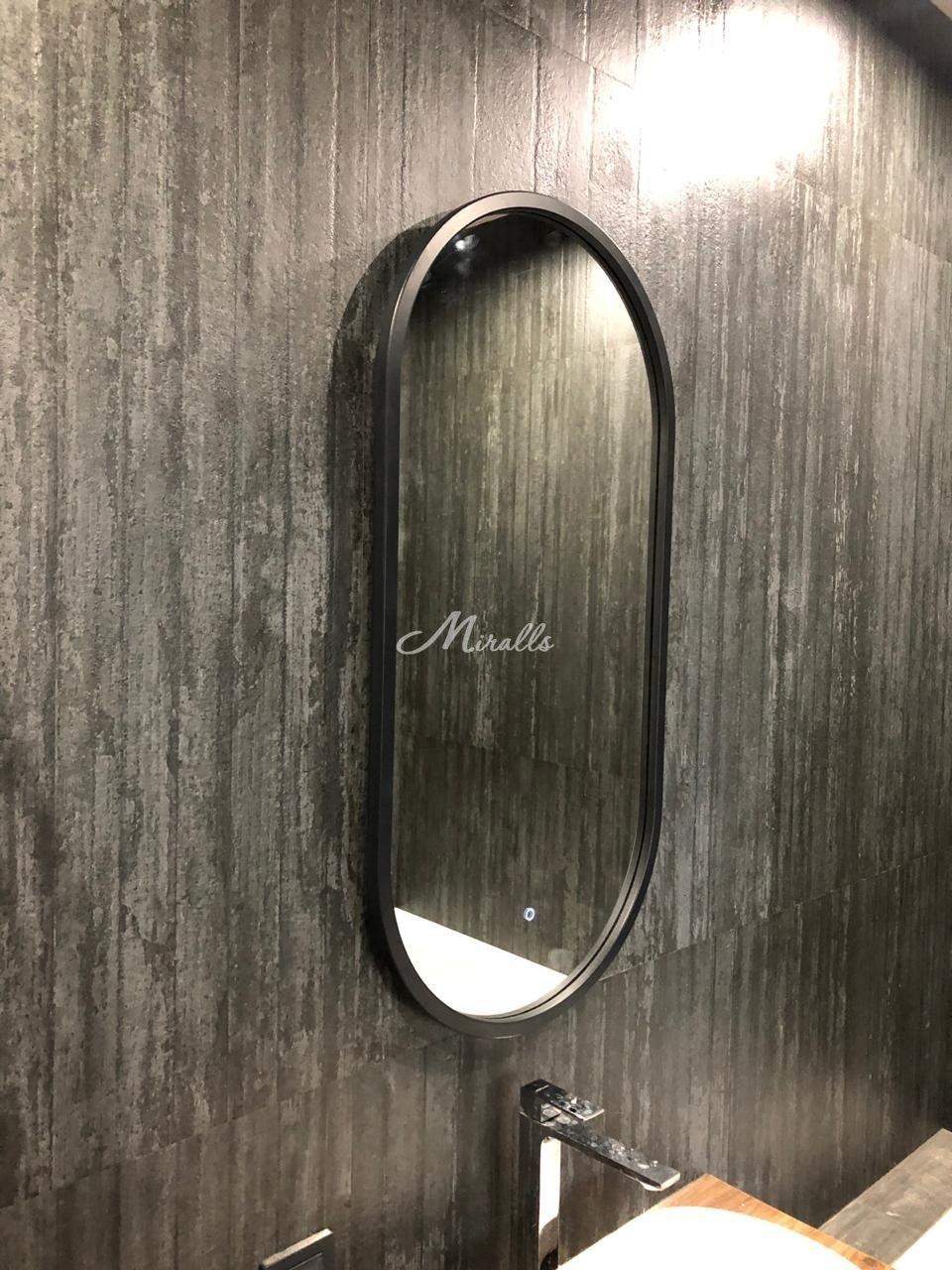 Зеркало Alba в выключенном состоянии (ЖК Green Park)