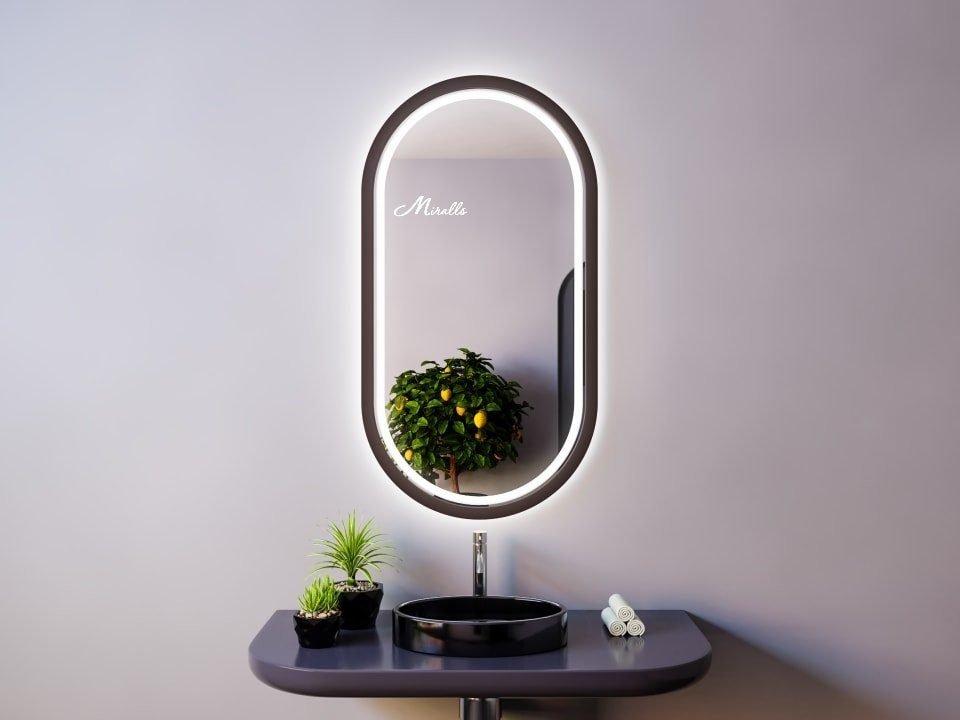 Зеркало с подсветкой Alba Plus
