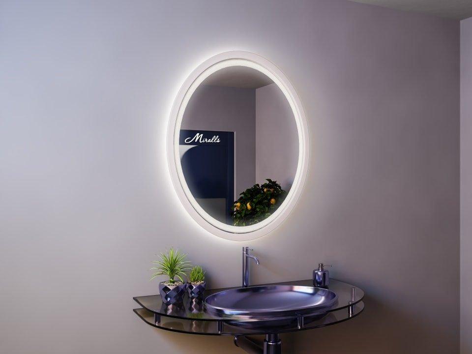 Зеркало с подсветкой Bella Plus