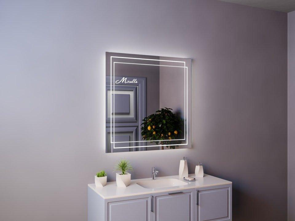 Зеркало с подсветкой Marcel