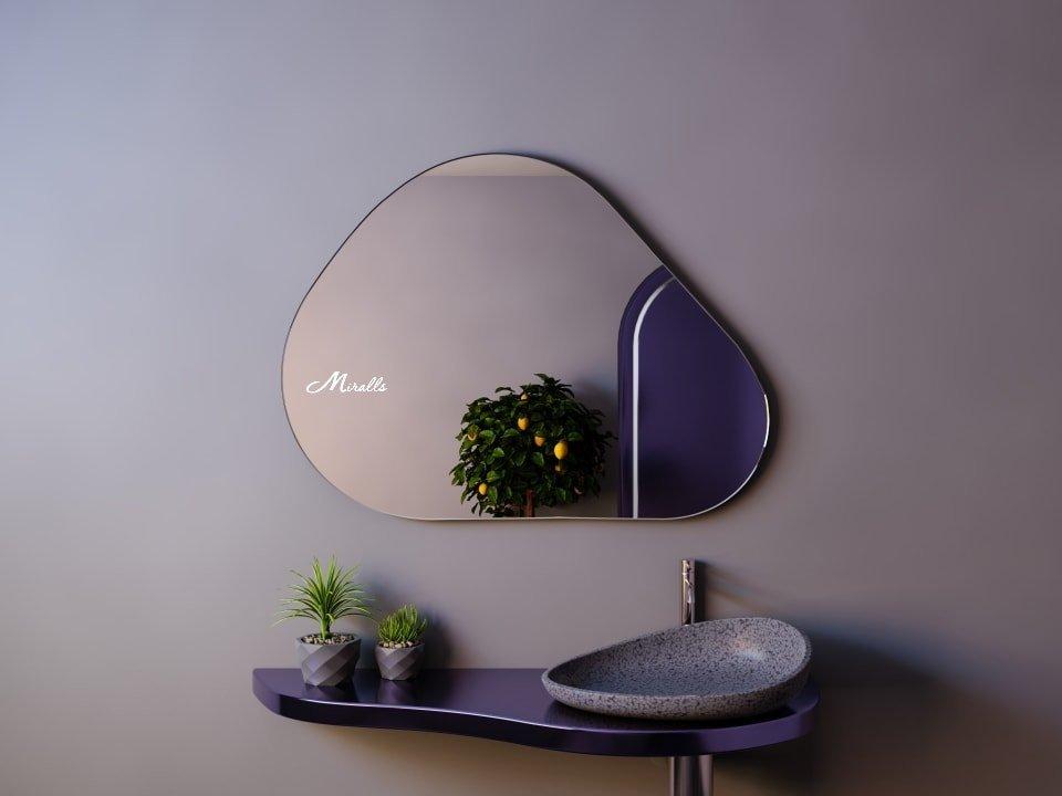 Асимметричное зеркало Opal