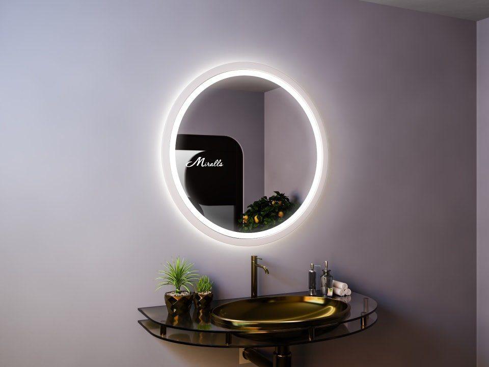 Зеркало с подсветкой по периметру Simona Plus