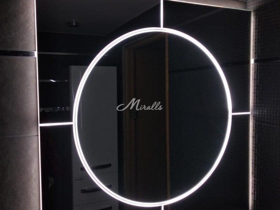 """Зеркало Mirage в ЖК """"Лица"""""""