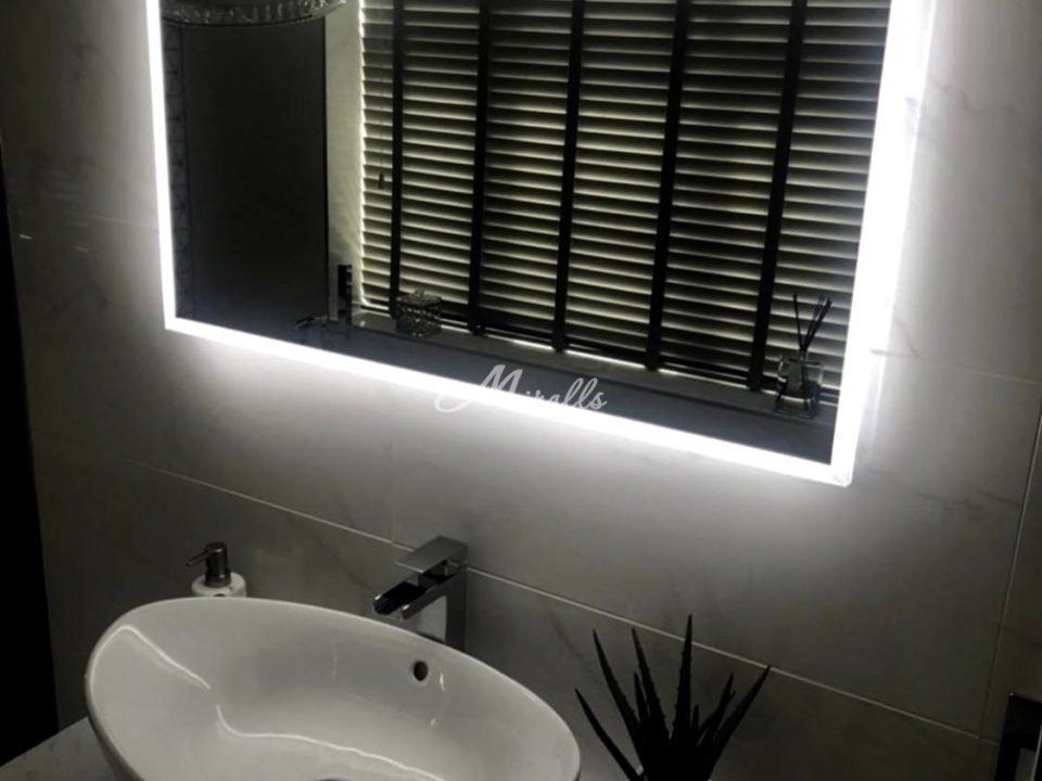 "Зеркало Murano в ЖК ""Ренессанс"""