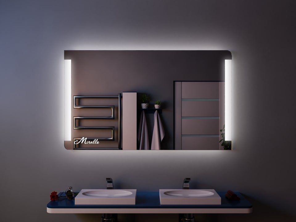 Зеркало с подсветкой Astoria