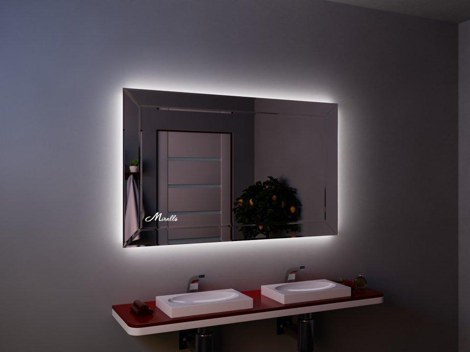 Зеркало с подсветкой Classic Extra