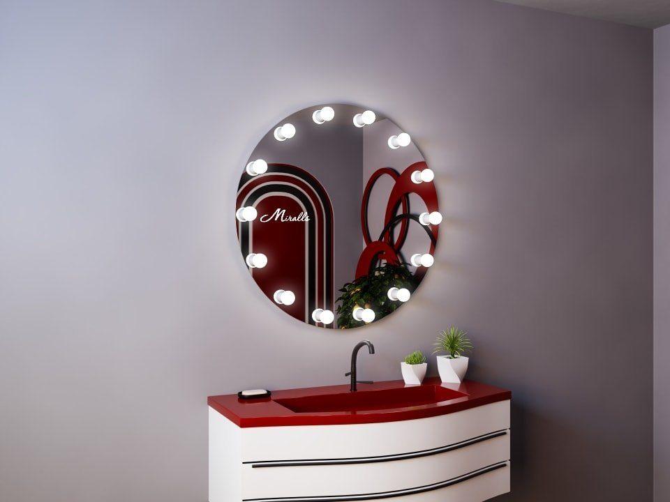 Зеркало с подсветкой Diva