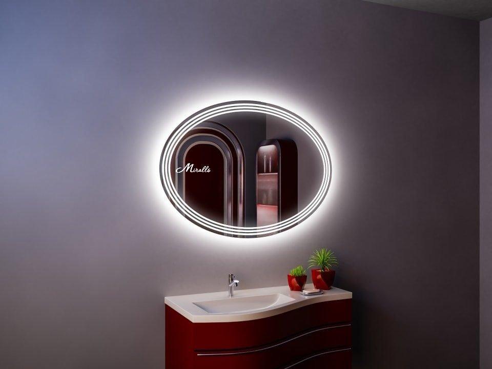 Зеркало с подсветкой Jazz