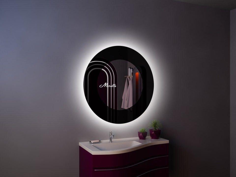 Зеркало с подсветкой Lumen
