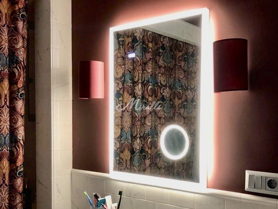 Зеркало Murano в ЖК RedSide